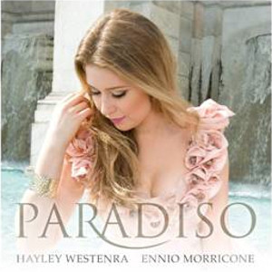 Hayley Westenra - Paradiso - audio samples of all tracks are below