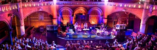 Union Chapel London